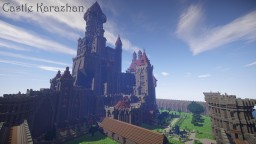 Castle Karazhan Minecraft