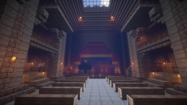 Castle Karazhan Minecraft Project