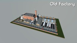Old Factory Minecraft Map & Project
