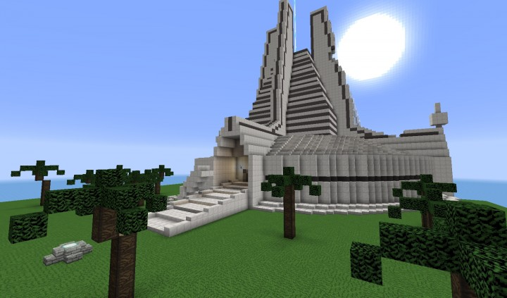 Knights of the Old Republic Rakata Temple (Correct Save) Minecraft