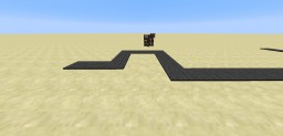 Conveyor belts in one command! Minecraft