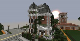 23811 Bellview Lane | Victorian Small home | World of Keralis Minecraft