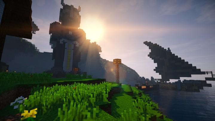 ✠ PixeLLegends RPG Classes Open World Unique Loot Quests