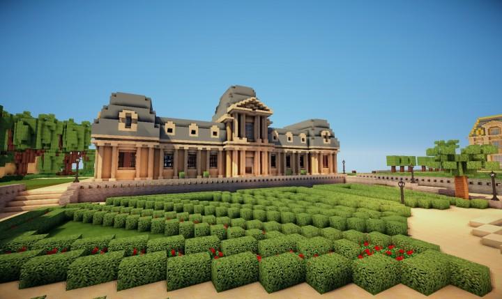 Chateau de berry minecraft project - Chateau de minecraft ...