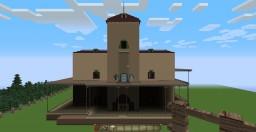 Phantom Manor 1.9 Minecraft Map & Project
