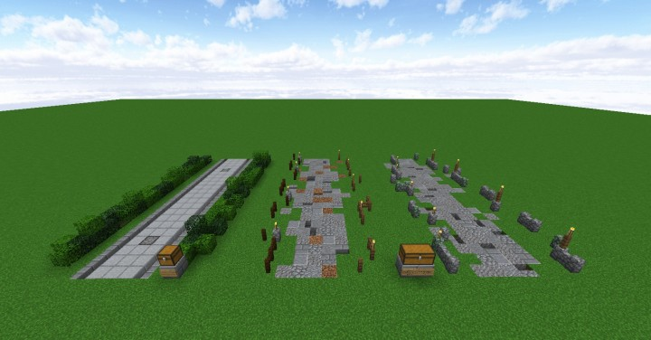 . Medieval Environment Ideas Minecraft Project