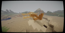 Fly Through the 20's- Plane seirs part 1 Minecraft Project