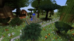 Norland - Wisteria's Northern Mainland Minecraft Map & Project