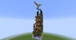 Oriental Plot Minecraft Project