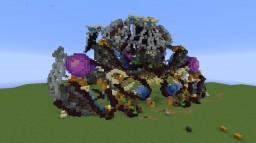 [Test build] Color. Minecraft Project