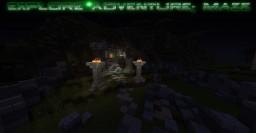 Explore Adventure Maze: mcexa.tk Minecraft Map & Project