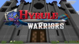 hyrule warriors temple Of Time Minecraft Project