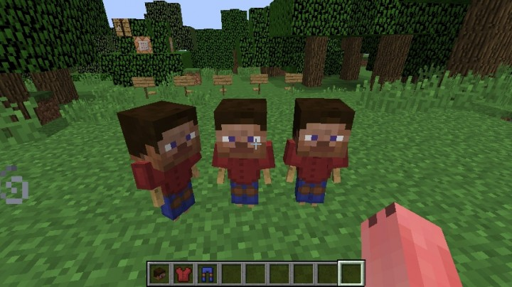 Kids Vanilla Minecraft Project