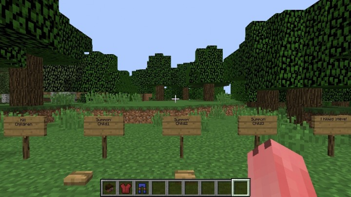 how to create your world in minecraft for kids