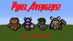 Pixel Avengers [1.8][Sphax]