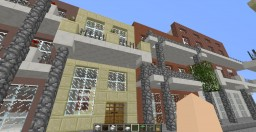 New Orleans: The French Quarter Minecraft Project