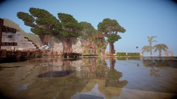 Airedel Harbour Minecraft Map & Project