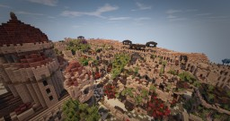 Desert City Minecraft Project