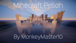 Minecraft Prison | Blackcastle State Penitentiary Facility Minecraft Project