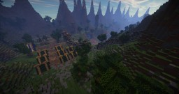 La Faille - An old Epicube Dominion's map Minecraft Map & Project