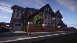 1930's British Suburban Houses Minecraft