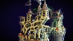 Dandlestone Castles Minecraft Map & Project