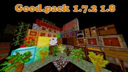 GooDPack Minecraft Texture Pack