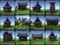 My Third House Bundle. - The City Lud. [DOWNLOAD] Minecraft Map & Project