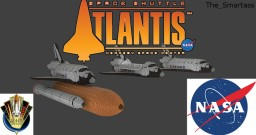 Atlantis - Space Shuttle[Download][Pop-Reel] Minecraft