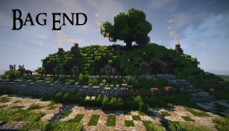 Bag End - Reign Of Morgoth Minecraft Project