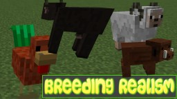 Minecraft Mod -  Breeding Realism Minecraft Blog Post