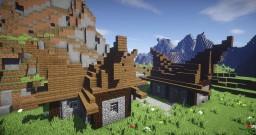 MarbleFall | Fantasy Village Minecraft Map & Project