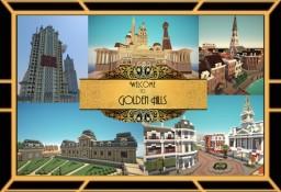 Golden Hills - Roleplay, Creative, City Minecraft Server