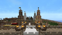 World of Aliera 1.11 Minecraft Map & Project