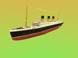Kaiser class (ocean liners) Minecraft
