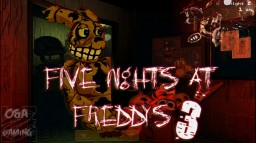 Five Nights At Minecarft - horror minigame Minecraft Map & Project