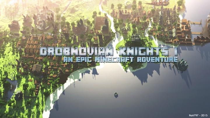 Drobnovian Knights I - an epic adventure map