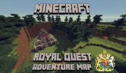 The Royal Quest - Adventure Map 1.8 Minecraft Project