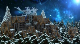 The Hypixel Creative Spawn Minecraft