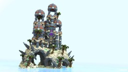 Palace of the Great Sea Minecraft Map & Project