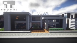 Frosted   Modern   AbsoluteCraft   Minecraft Map & Project