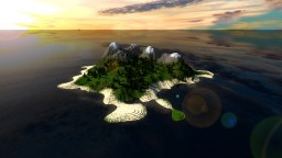 Realistic Mountainous Terrain Minecraft Project