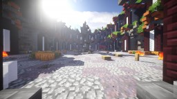 Hallowed Thorns [ 1v1 Map ] Minecraft Map & Project