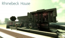 Rhinebeck House / Brutalism / WoK Minecraft Map & Project