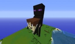 My head Minecraft