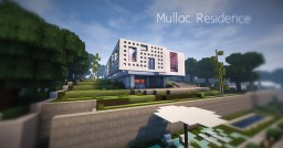 Mullac Residence / Minimal / WoK Minecraft Map & Project