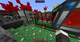 Nanoblock [Machines, Magic, Survival] (1.7.10) Minecraft Server