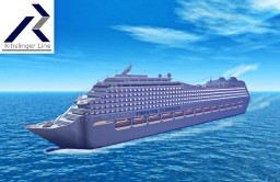 Maestro Florenza | Big Cruise Ship Minecraft Project