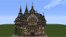 Townhall of Merovia Minecraft Map & Project
