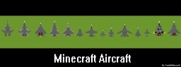 Aircraft/Jets Minecraft Map & Project